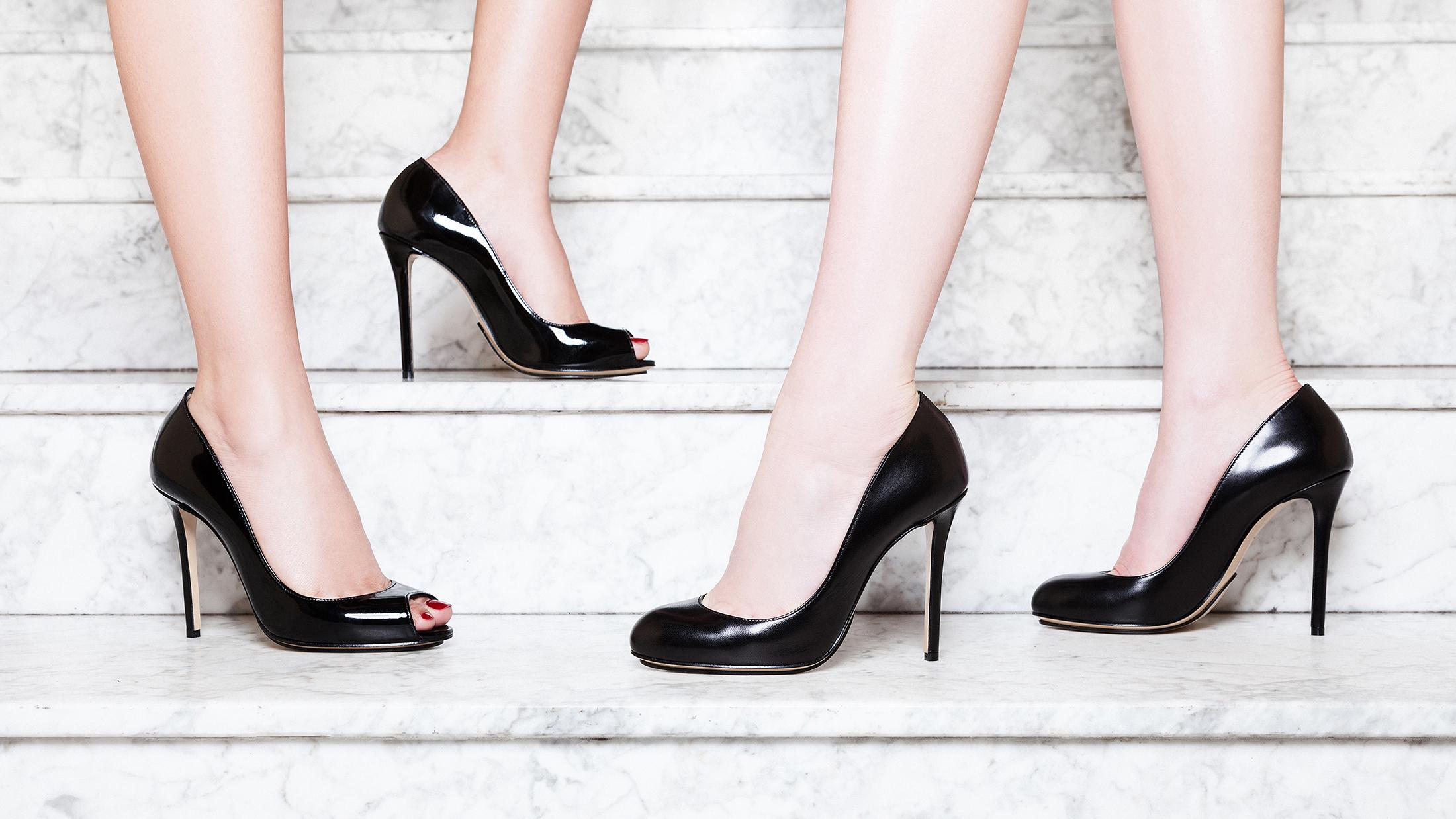 Bernd Serafin Thaler - Campaign - Shoes - Chic 100 - Classy 100