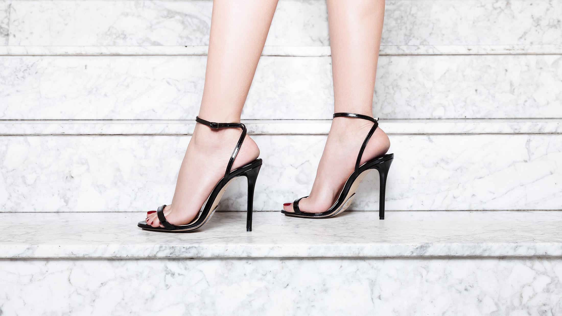 Bernd Serafin Thaler - Campaign - Shoes - Goddess 100